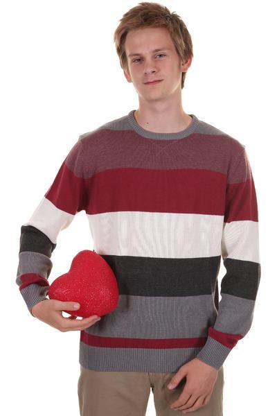 Billabong Propane Sweatshirt (grey heather)