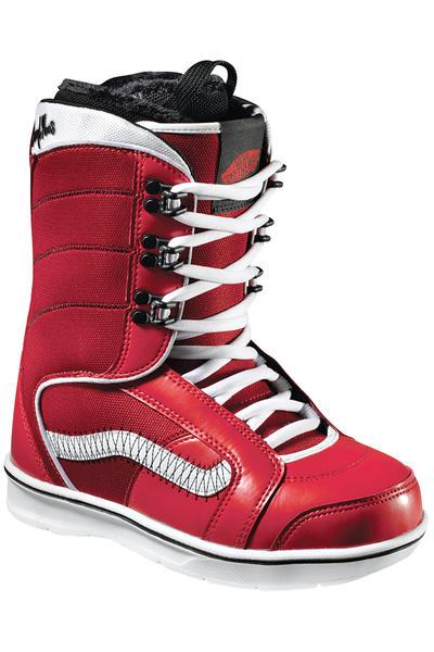 Vans Hi Standard Boot 2012/13  women (maas red)