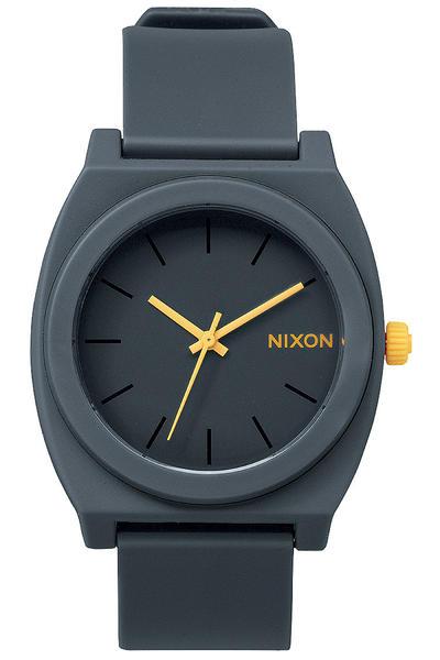 Nixon The Time Teller P Uhr (matte steel gray)