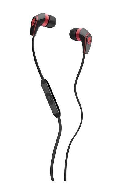 Skullcandy 50/50 - Mic Headphones (black red)