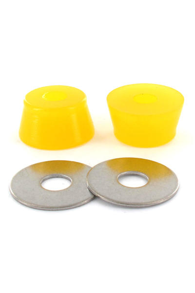 Riptide 65A APS FatCone Bushings (yellow)