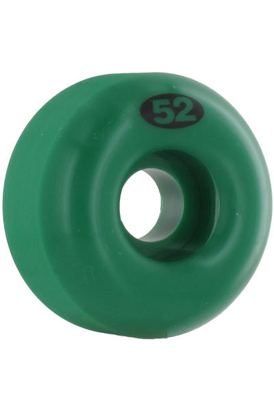 Dualite 52mm Wheel 4er Pack  (solid green)