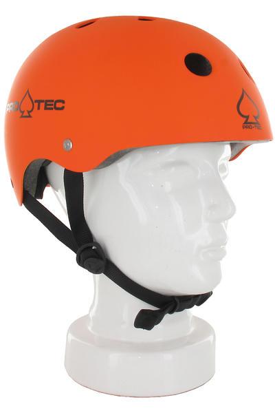 PRO-TEC The Classic Helm (matte orange)