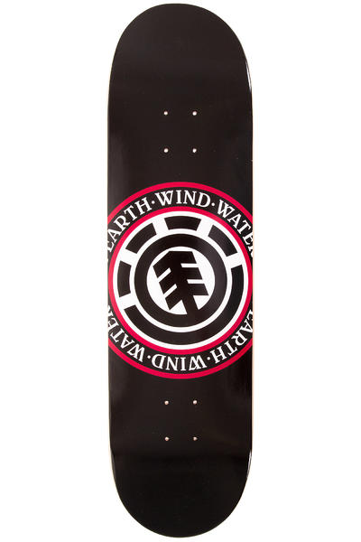 "Element Team Elemental Seal Black 8.5"" Deck"
