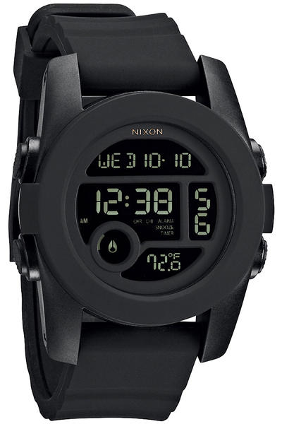 Nixon The Unit 40 Uhr (all black)