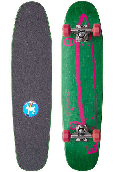 "Girl Crailtap 7.4"" Cruiser (green)"