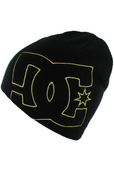 DC Big Spin Mütze (black)