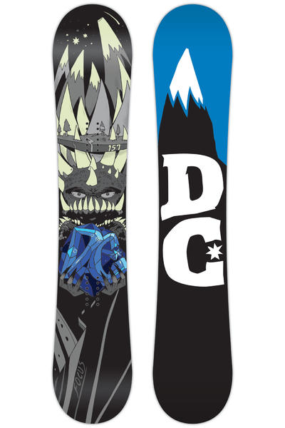 DC Focus 159cm Wide Snowboard 2013/2014
