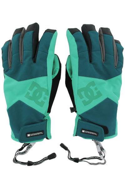 DC Seger Handschuhe (aqua green)