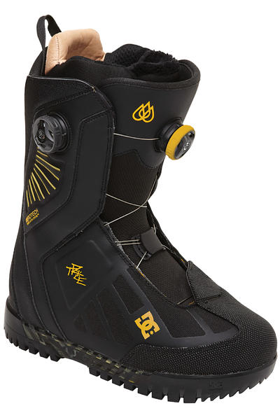 DC Travis Rice Boot (black yellow)