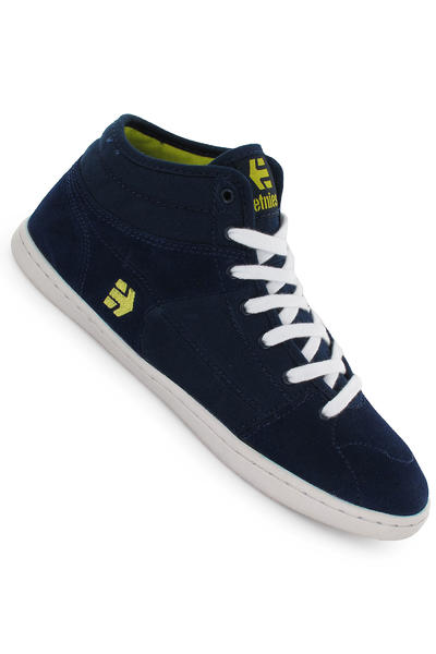 Etnies Senix D Mid Schuh women (navy yellow white)