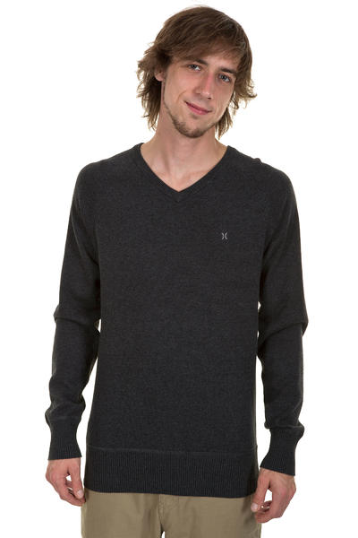 Hurley Only Sweatshirt (heather black)