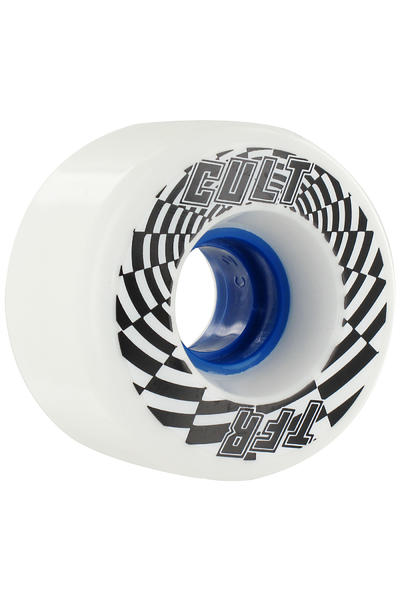 Cult ISM TFR 63mm 89A Wheel (ice blue) 4 Pack