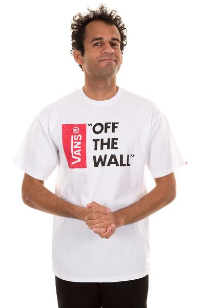 Vans Vans Off The Wall T-Shirt (white)