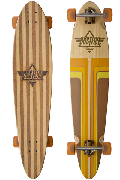 "Dusters Primo V2 9"" x 40"" Cruiser (bamboo orange)"