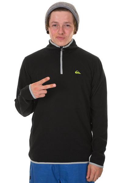 Quiksilver Rocky Half Zip Snow Hoodie (black)