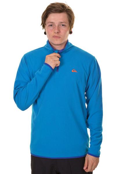 Quiksilver Rocky Half Zip Snow Hoodie (brilliant blue)