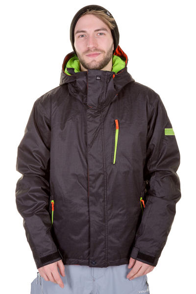 Quiksilver Remission Snowboard Jacke (black)