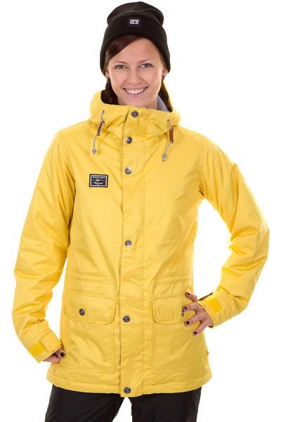 Burton Easton Snowboard Jacke women (citronella)