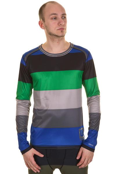 Burton Lightweight Tech Longsleeve (turf pop stripe)