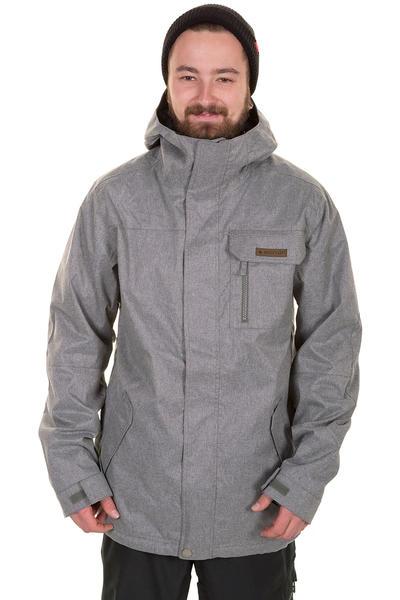 Burton Poacher Snowboard Jacke (heatherd grey)