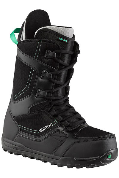 Burton Invader Boot 2013/14  (black grey)