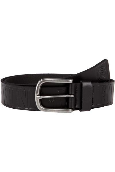 Element Watchword Gürtel (black)