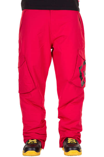 Horsefeathers Gruis Snowboard Hose (red)