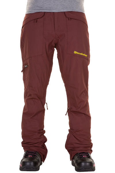 Horsefeathers Prior Snowboard Hose women (cinnamon)