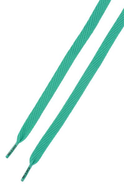Mr. Lacy Flatties Laces (sea green)