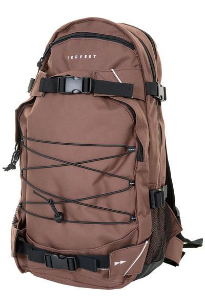 Forvert Laptop Louis Rucksack (brown)