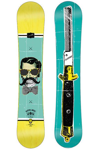 Salomon Salvatore Sanchez 151cm Snowboard 2013/14
