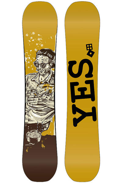 YES The Public 151cm Snowboard 2013/14