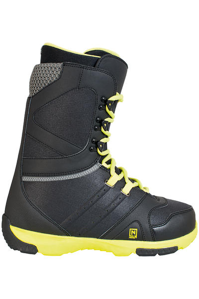 Nitro Thunder Boot 2013/14  (black neon green)
