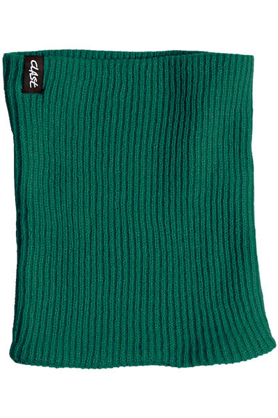 Clast Knitted Neckwarmer (military green)