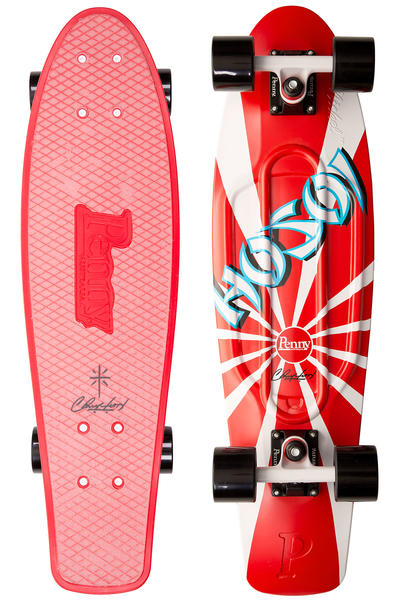 "Penny Hosoi Pro Series 27"" Cruiser (white red)"