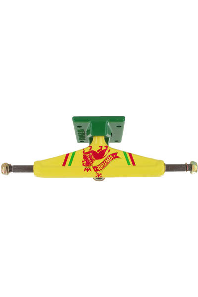 "Venture Trucks Color Rasta Lion Low 5.25"" Achse (yellow green)"