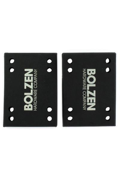 Bolzen 6° Angled Riser Pad (black) 2 Pack