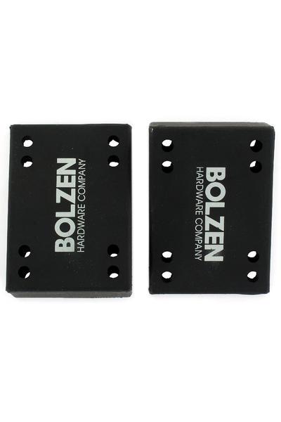 Bolzen 12° Angled Riser Pad (black) 2 Pack