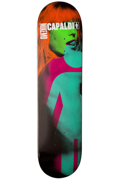 "Girl Capaldi Supergirl 8"" Deck (multi)"