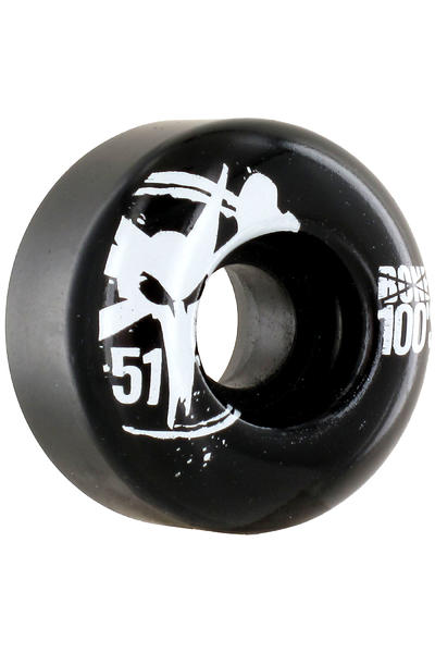 Bones 100's-OG #13 51mm Wheel (black) 4 Pack