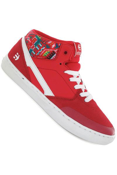 Etnies Rap CM Mid Schuh women (red white)