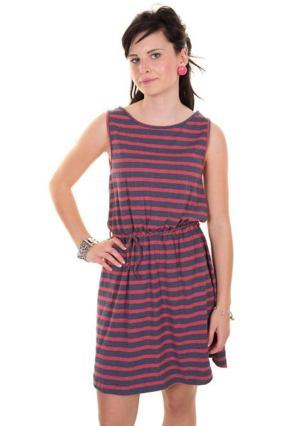 Wemoto Grace Kleid women (navy red melange)