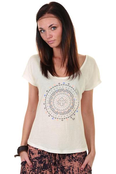 Roxy Salobrena T-Shirt women (sea spray)