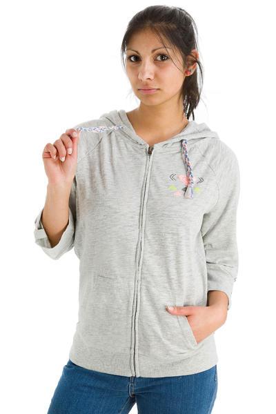 Roxy Light Sluby Zip-Hoodie women (heritage heather)