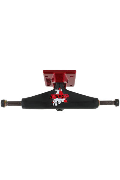 "Venture Trucks Color Unstoppable Low 5.0"" Achse (black red)"