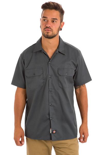 Dickies Work Shortsleeve Shirt (charcoal grey)