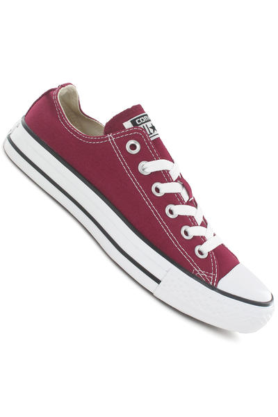 Converse Chuck Taylor All Star Canvas Schuh (maroon)