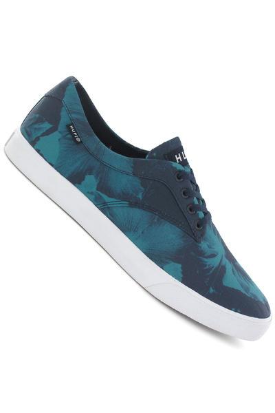 HUF Sutter Shoe (navy floral)