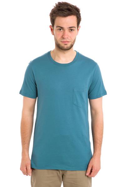 Element Basic CR Pocket T-Shirt (blue steel)